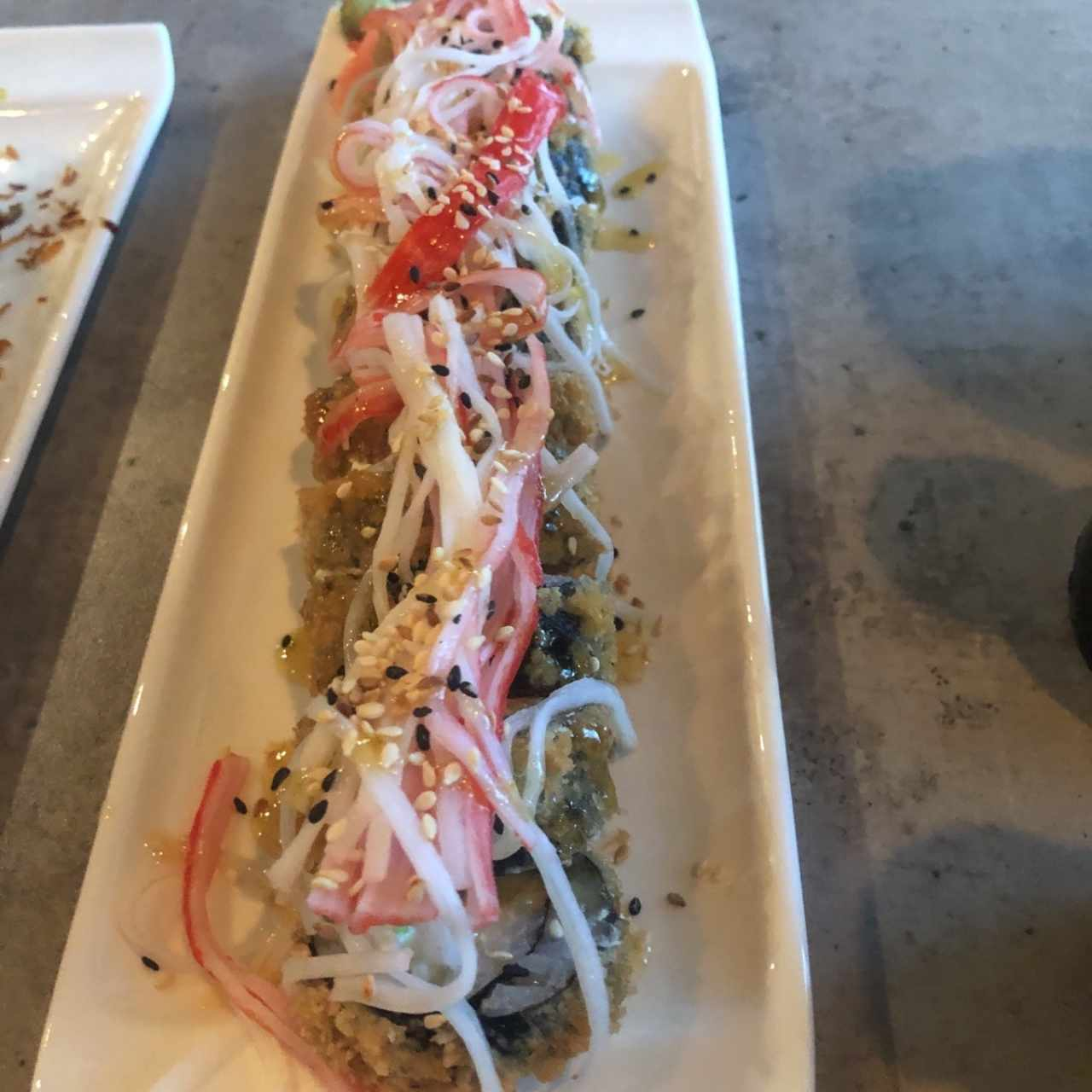 bonsai roll