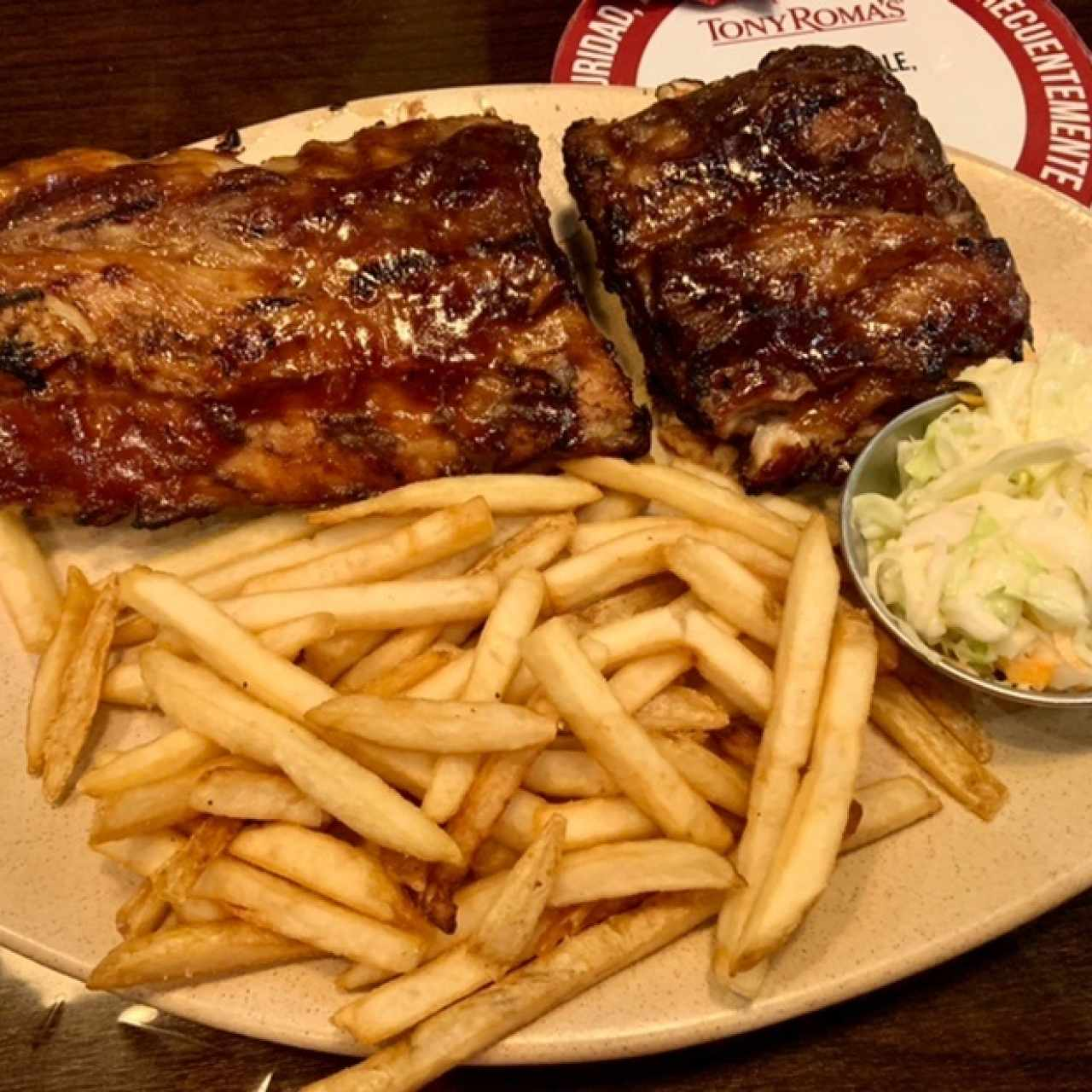 The Original Baby Pack Ribs