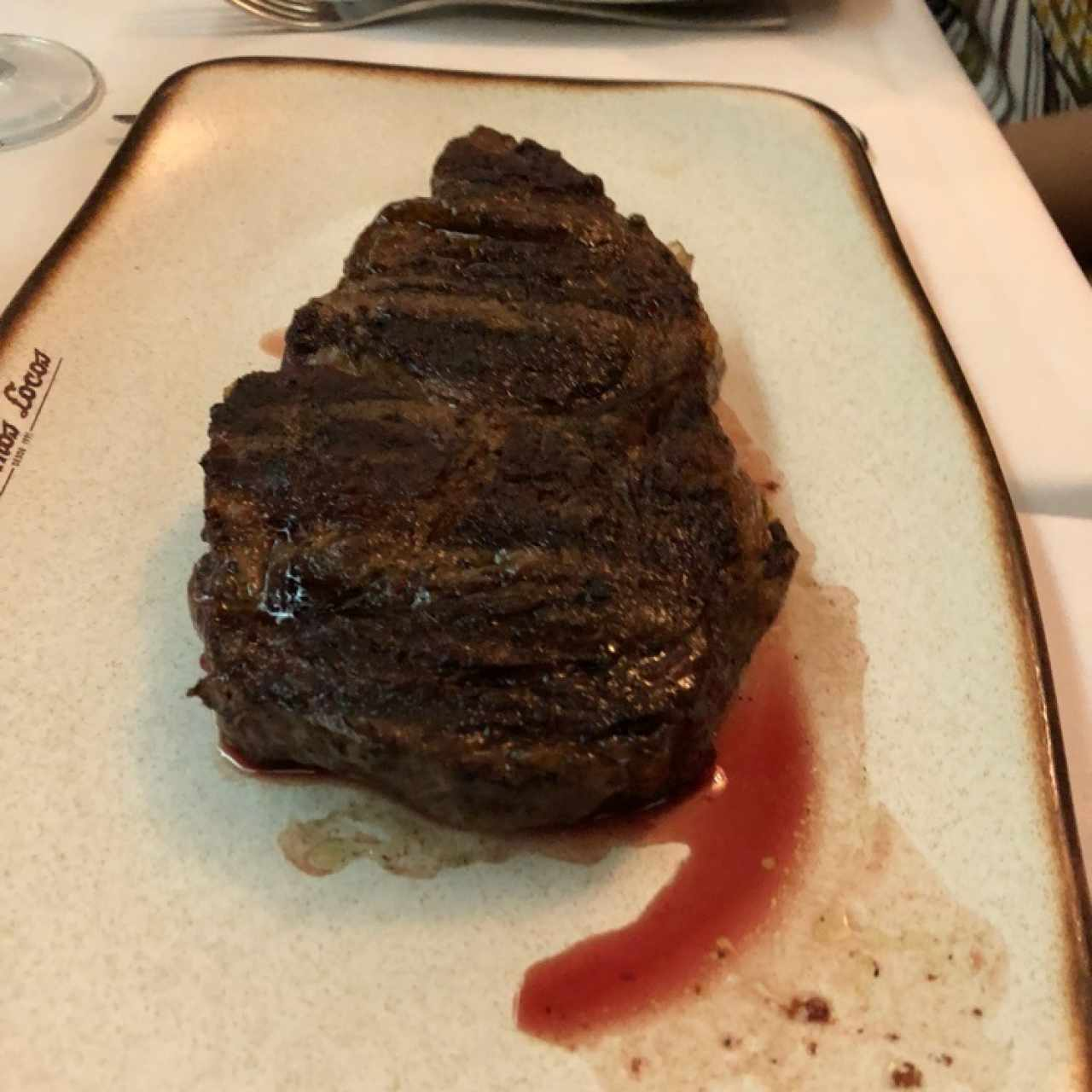 Rib eye Angus 14 oz