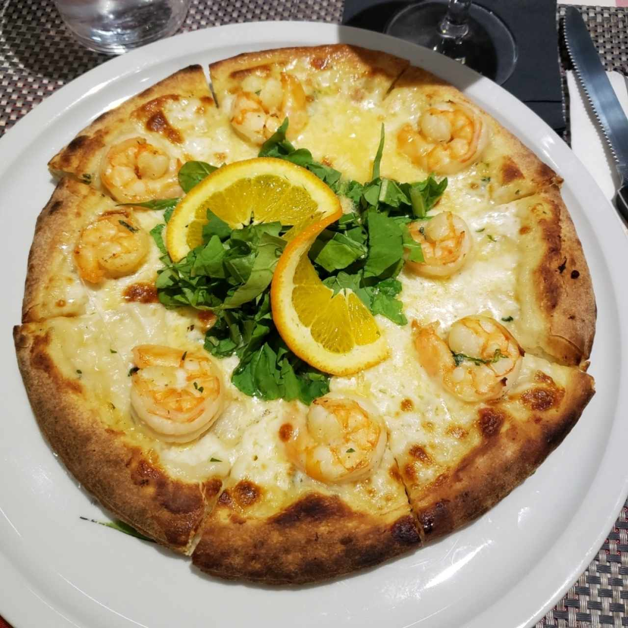 PIZZA WEEK (CAMARONES)