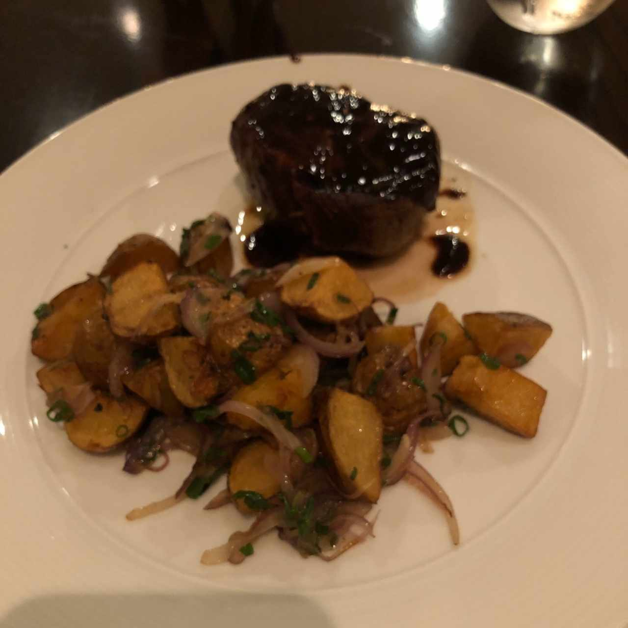 FILETE DE RES / BLACK ANGUS FILET MIGNON