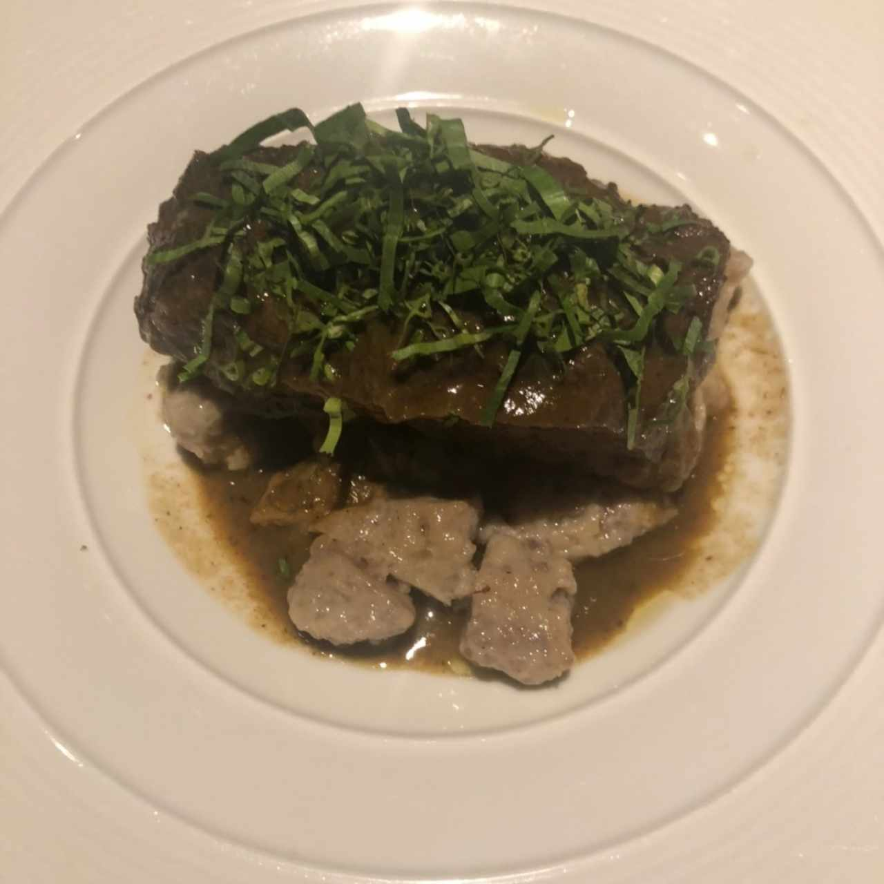 Carrillera de Res / Beef Cheek