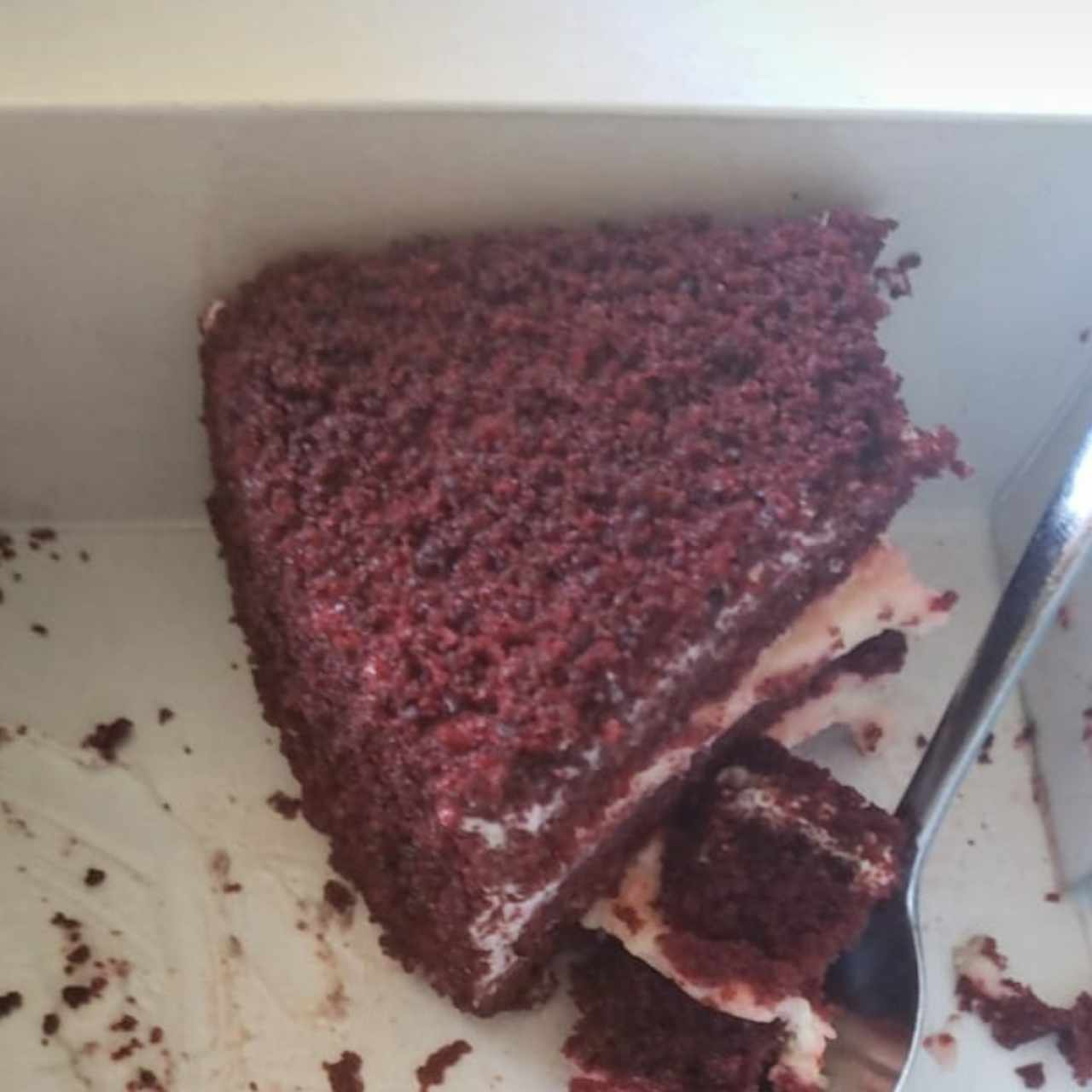 porcion red velvet