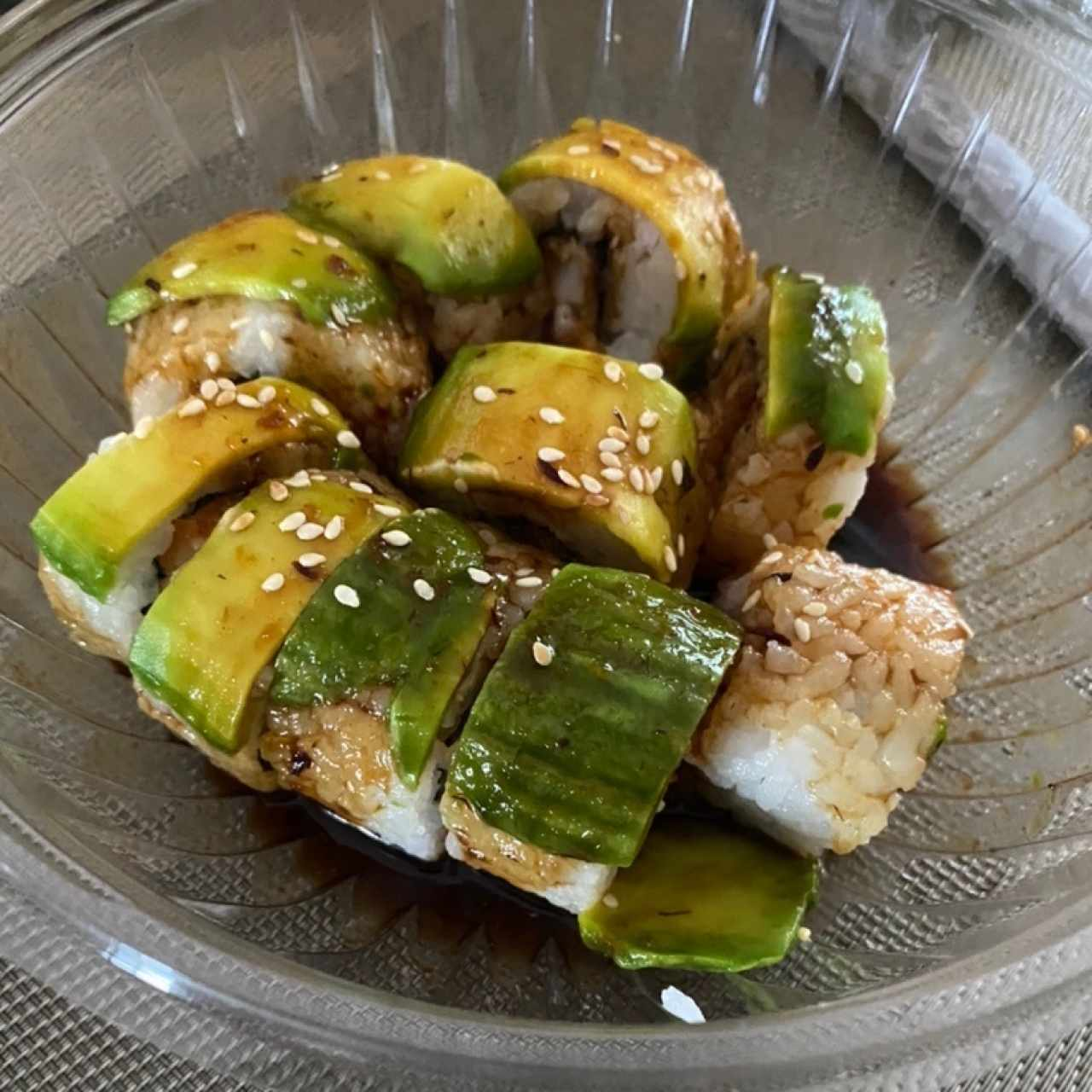 Makis Roll - Avocado Maki