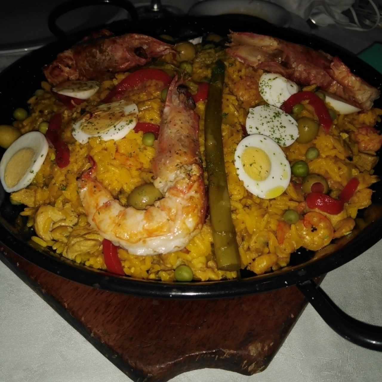 ARROCES - PAELLA