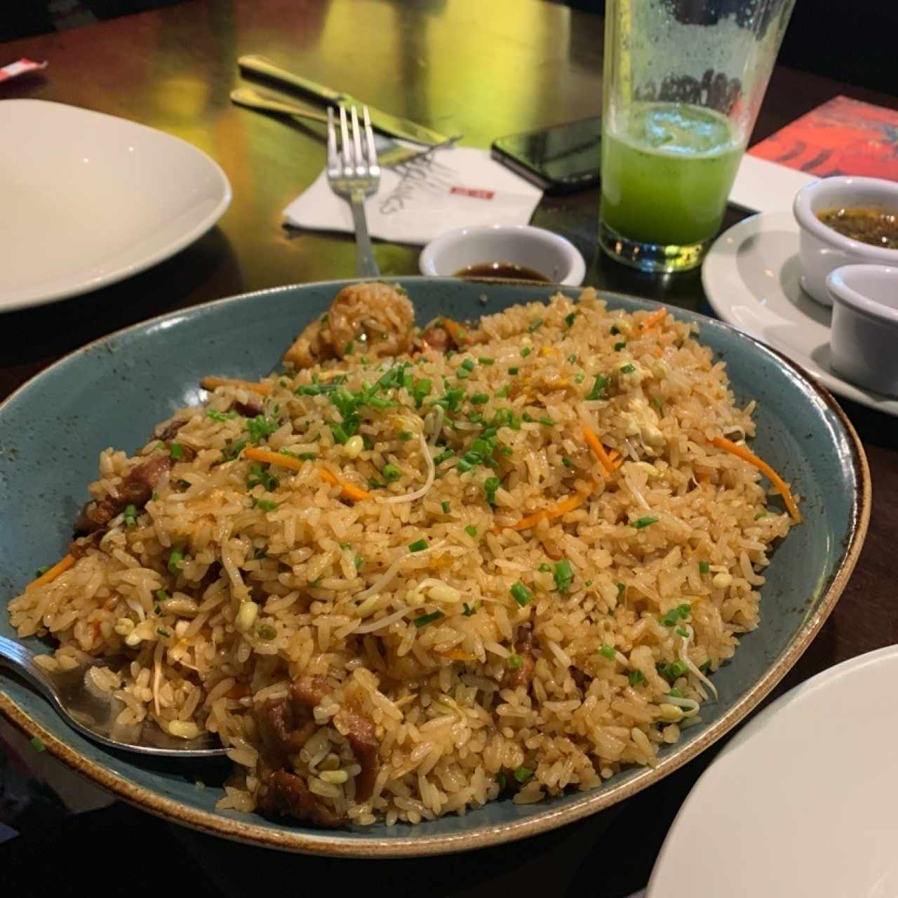 P.F. changs rice - arroz combinacion
