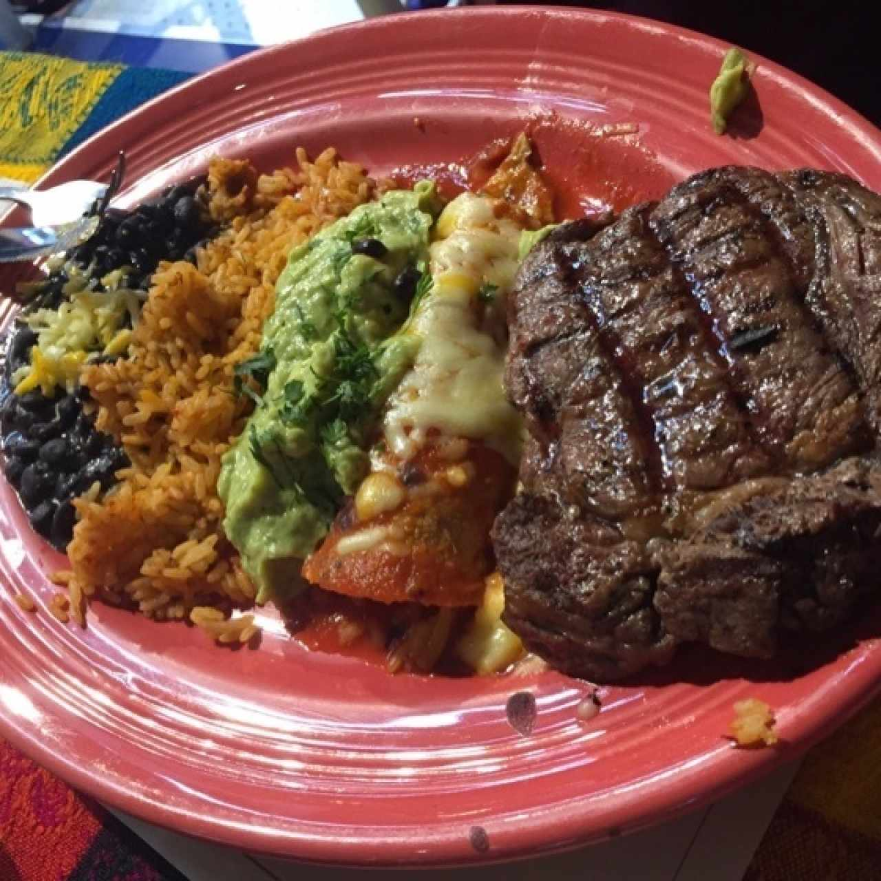 Tampiqueña Steak