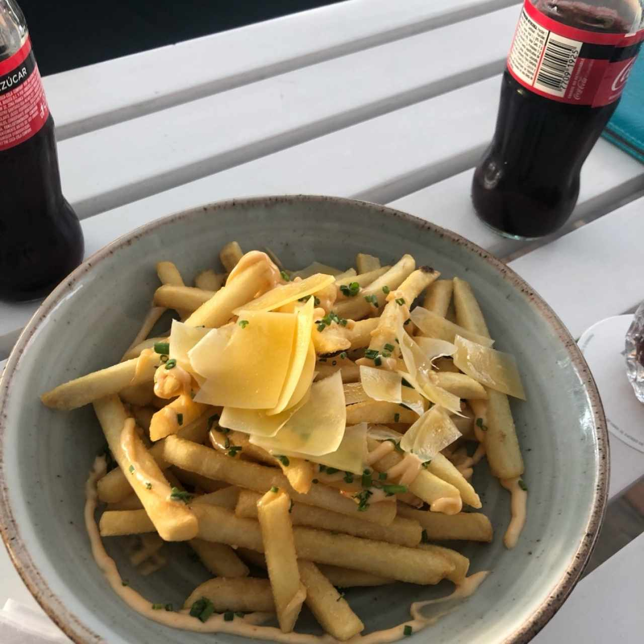 trufra fries