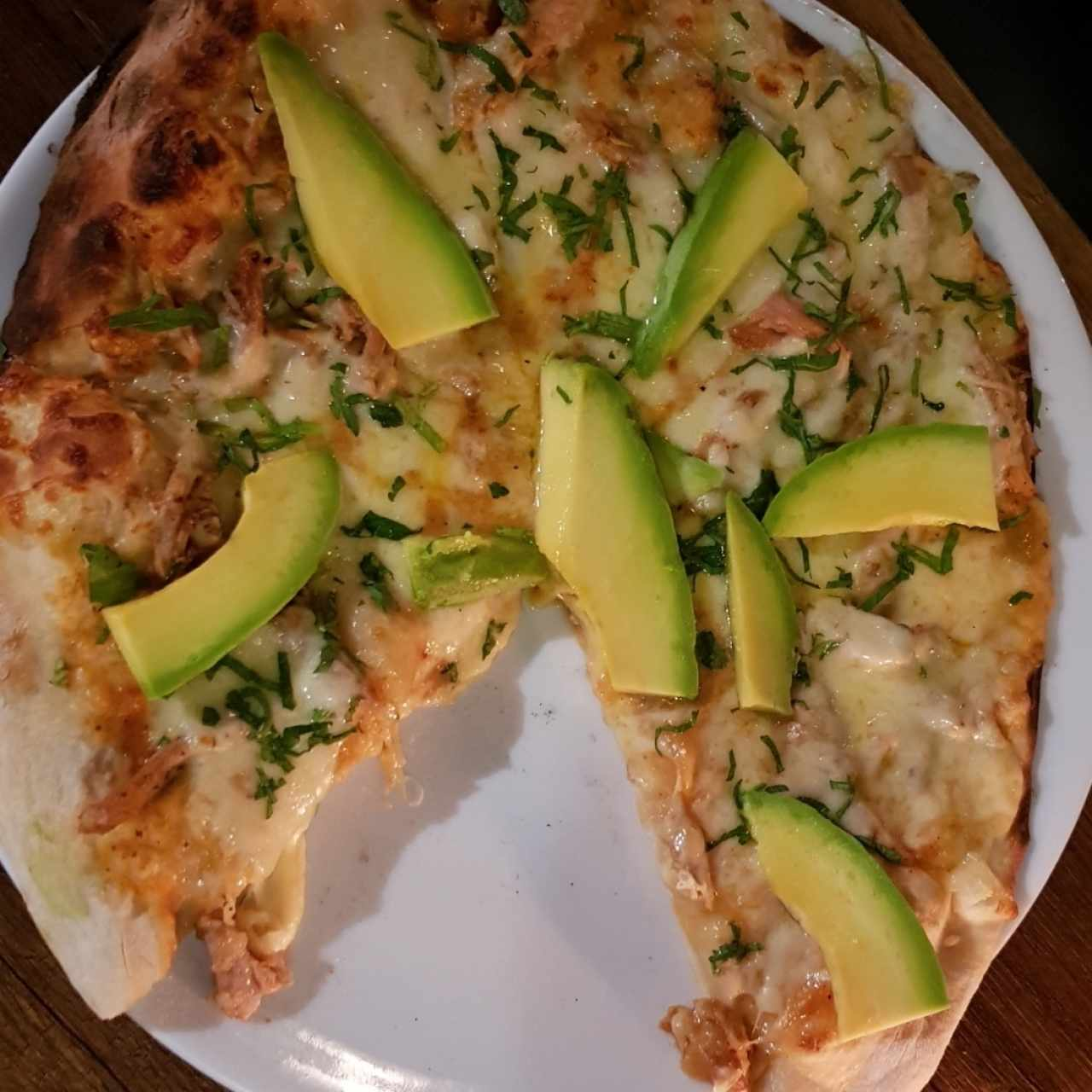 pizza cochinita pibil