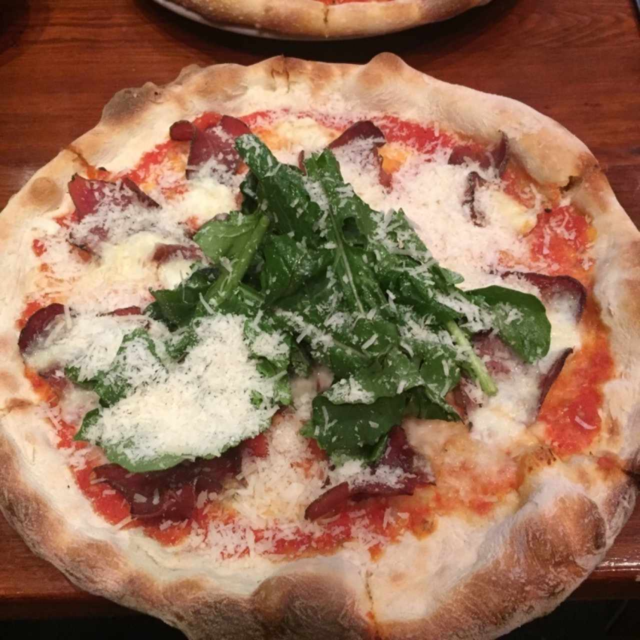 Pizza Bressaola