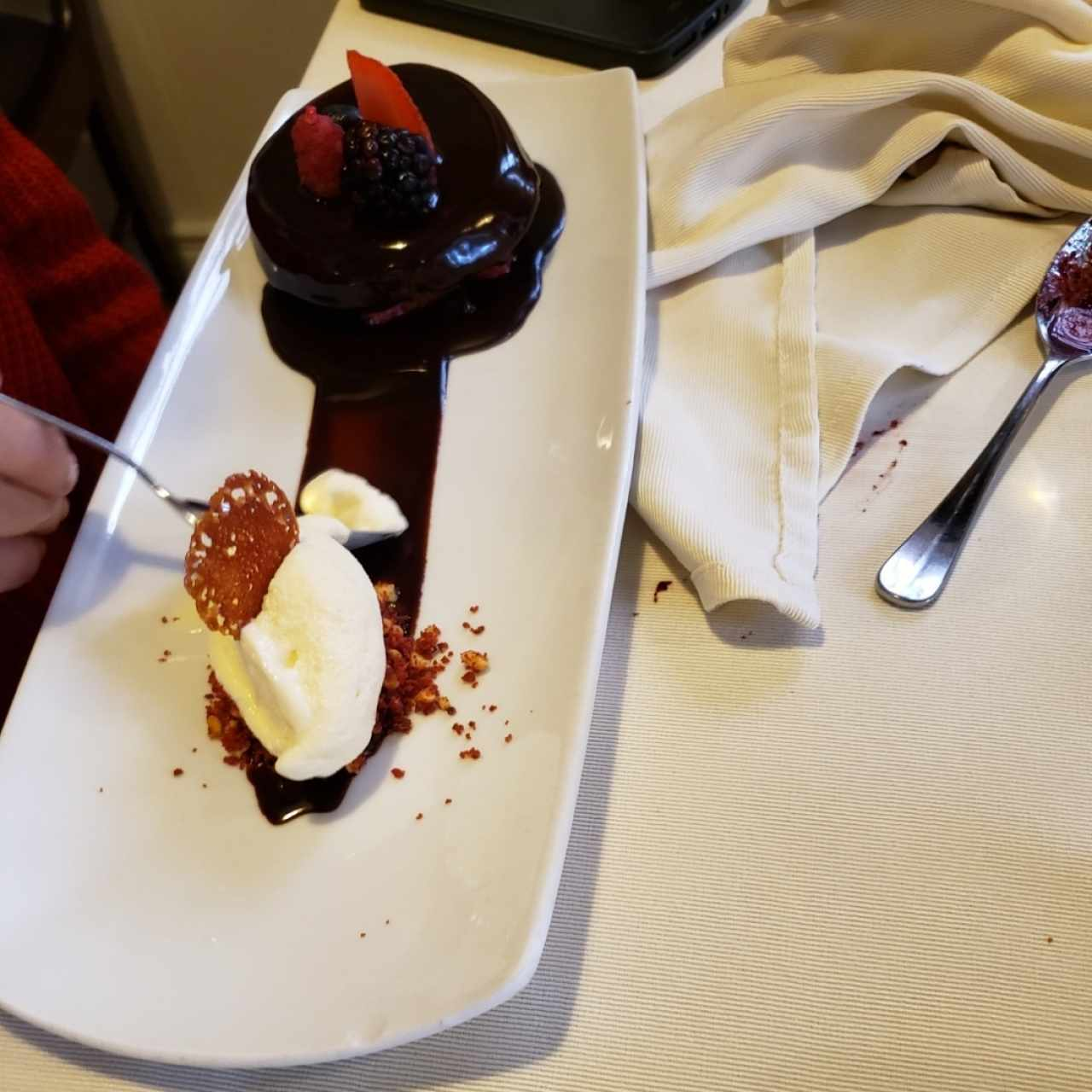 Postres - DECADENCIA CHOCOLATE
