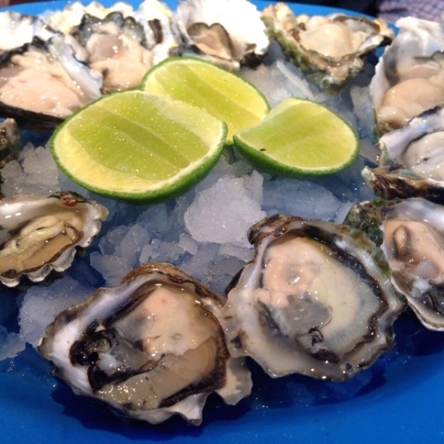 Exxus Oyster Bar (Norte)