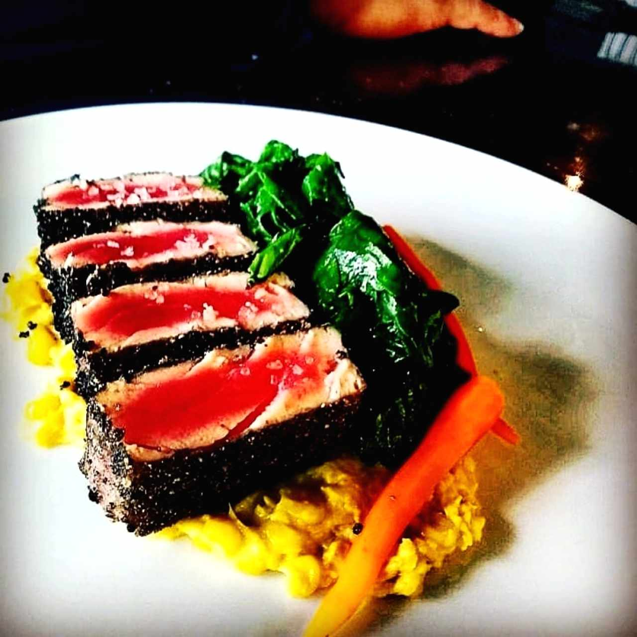color tuna