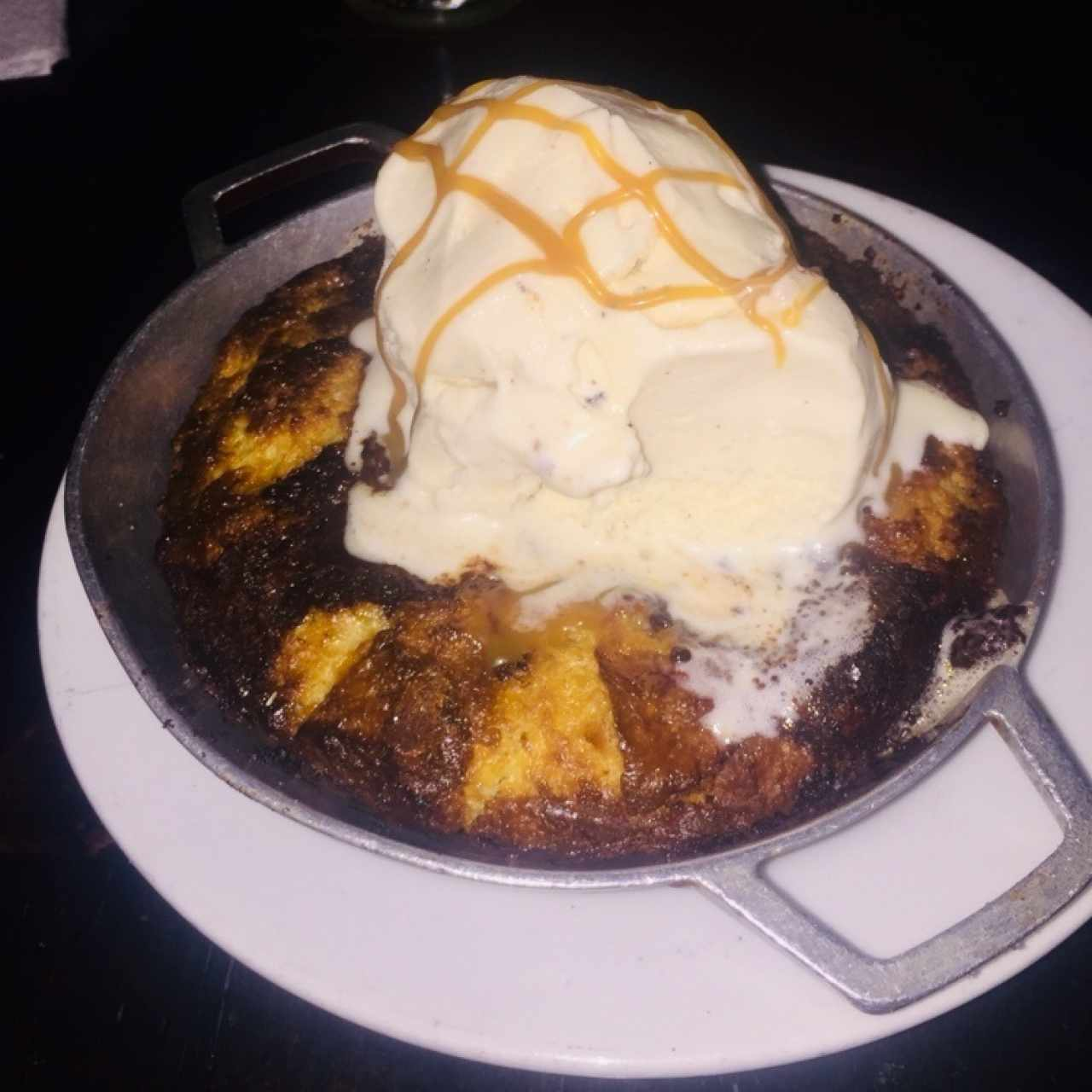 Bread Pudding LO MAXIMO