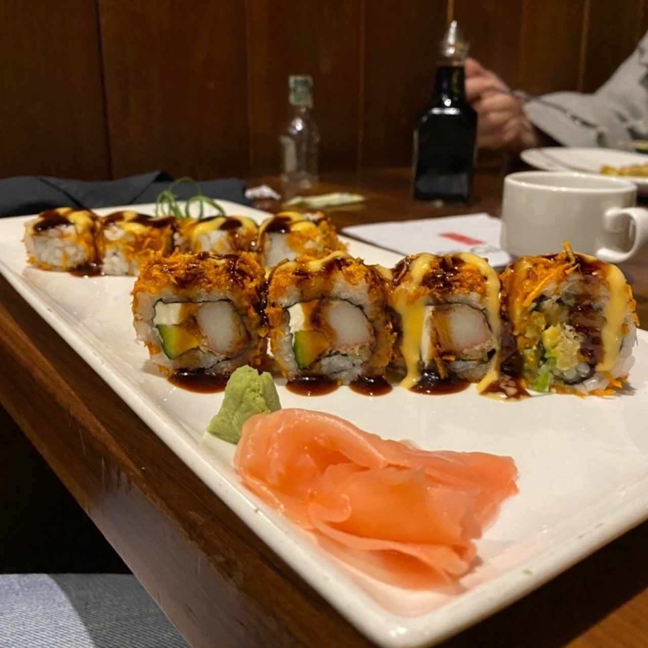 Warrior roll