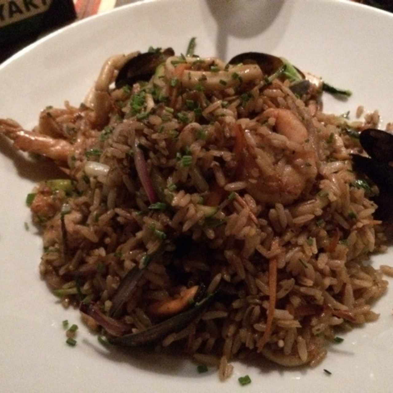 sea fried rice