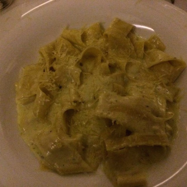 Papardelle 4 quesos