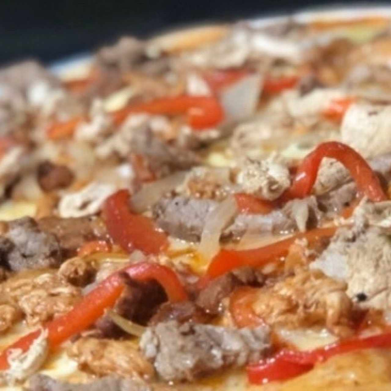 pizza parrilla