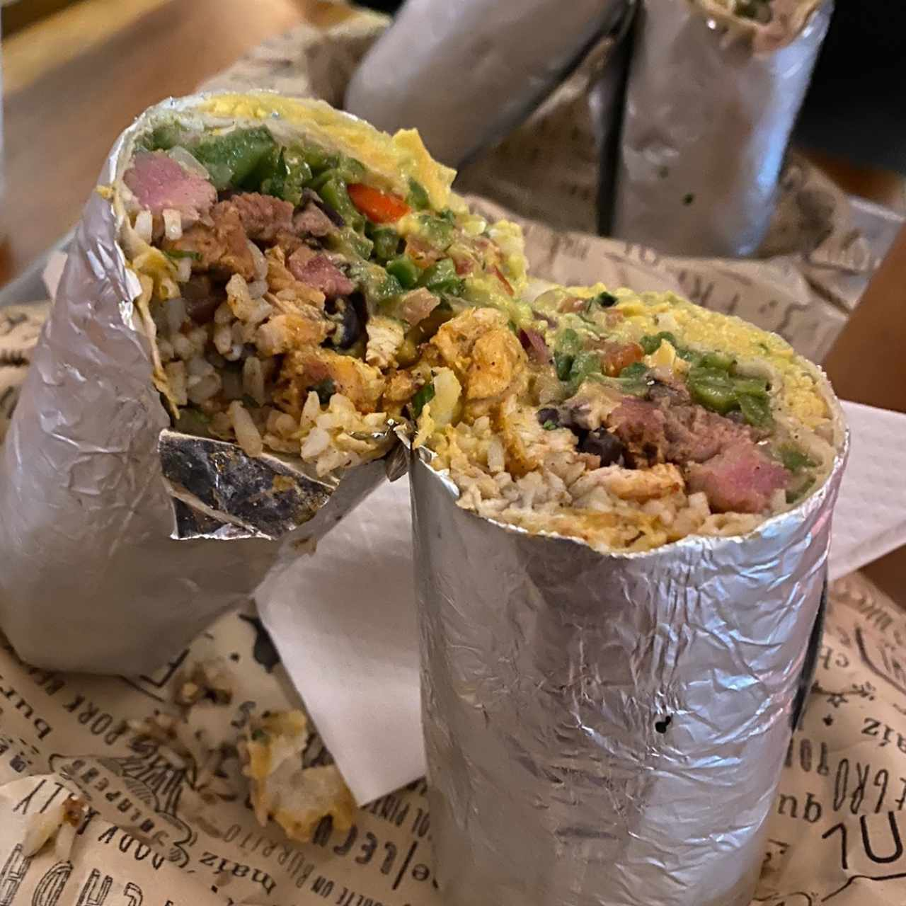 Burritos - Mixto