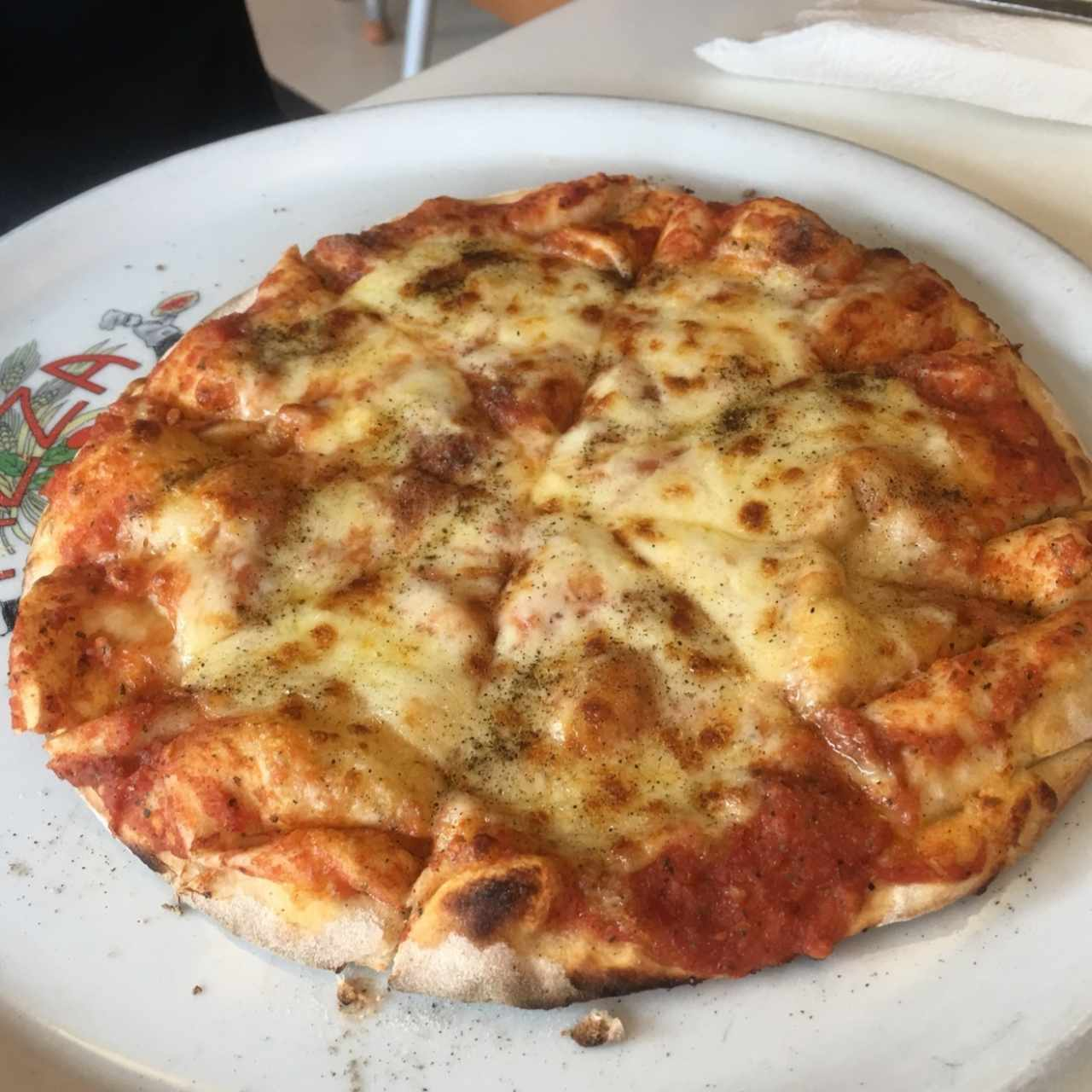 pizza margarita