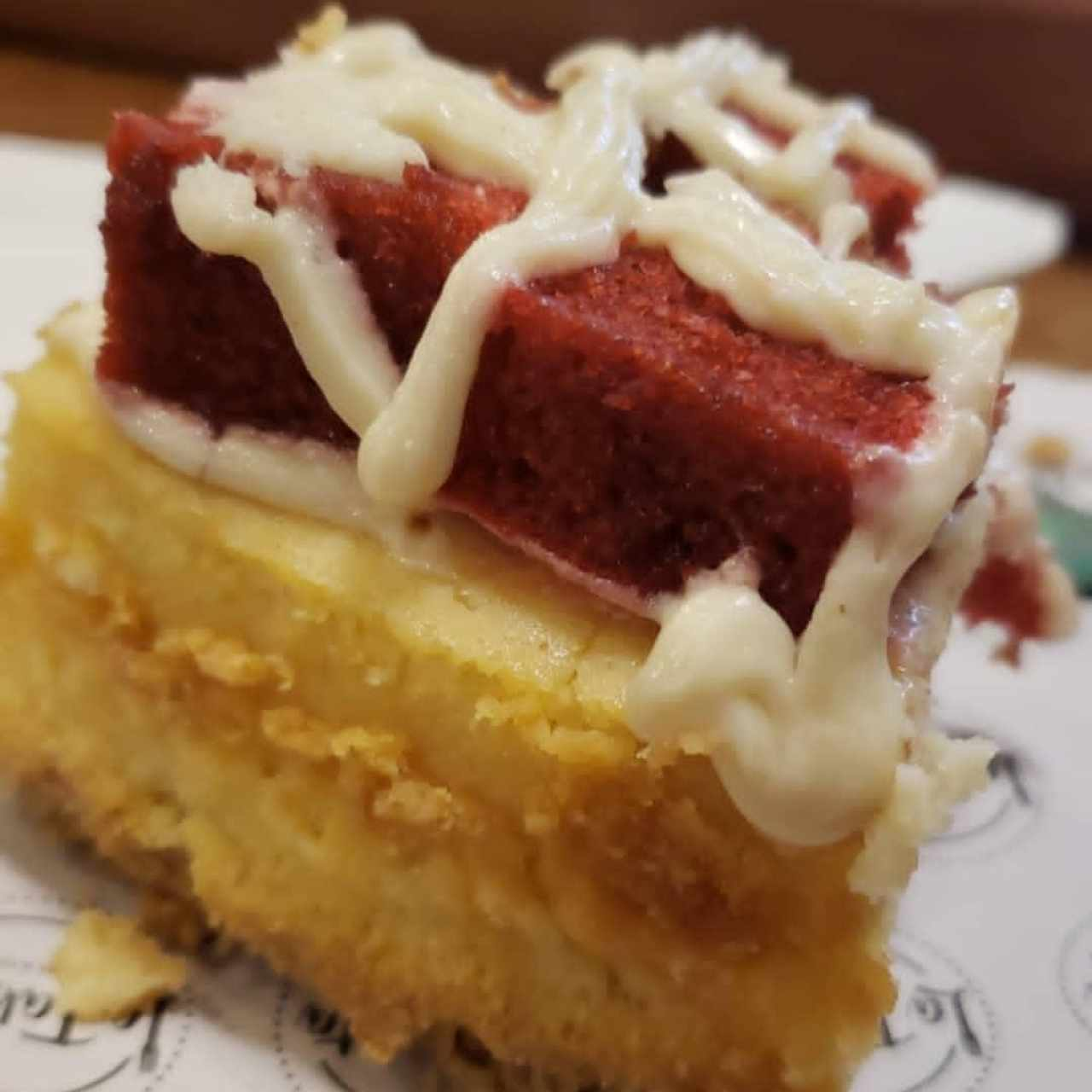 cheescake red velvet