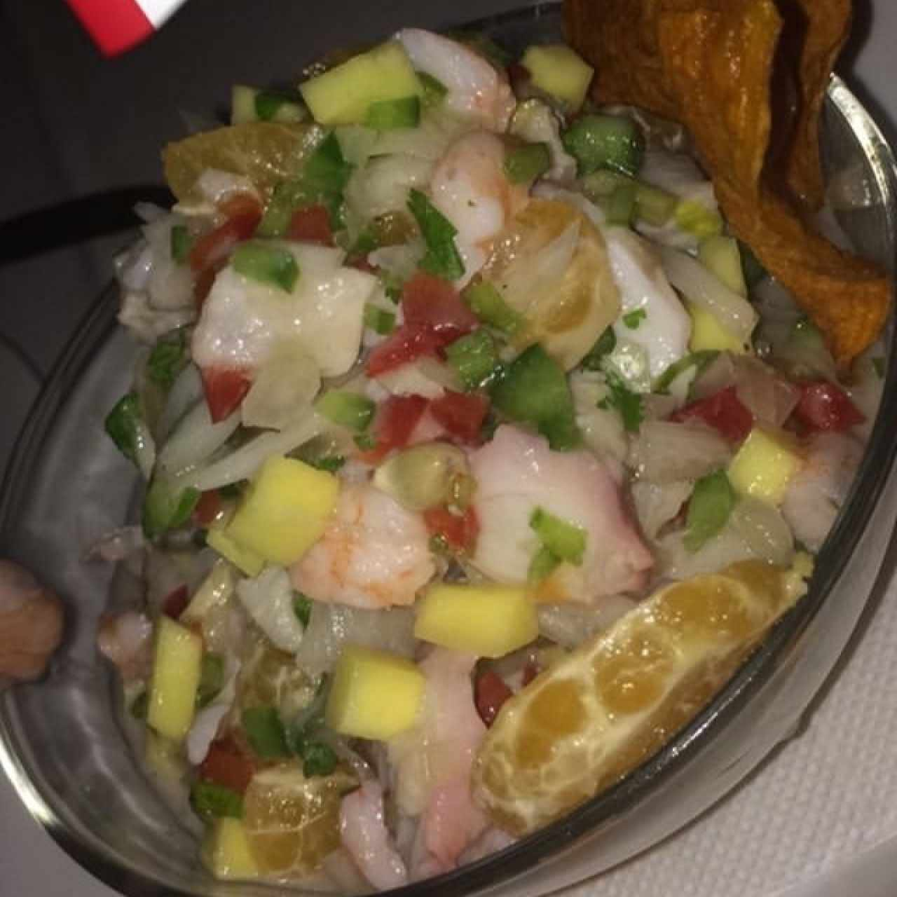 Ceviche - Ceviche Mar Tropical